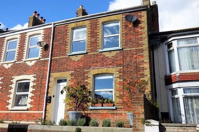 2 bed terraced house for sale in St. Leonards Road, Weymouth