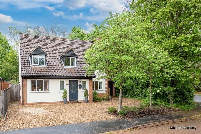 Thumbnail Detached house for sale in Fosters Lane, Bradwell, Milton Keynes
