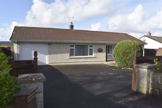 Thumbnail Detached bungalow for sale in Cwmann, Lampeter