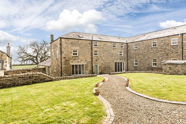 Thumbnail Barn conversion for sale in Yew Steading, Stelling Hall, Newton, Stocksfield, Northumberland