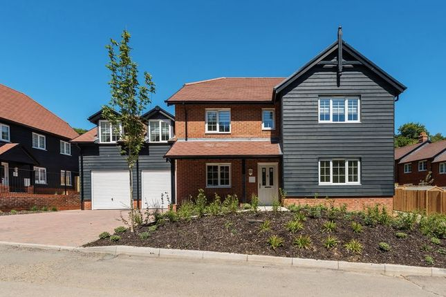 Detached house for sale in Windmill Lane, Bursledon, Southampton