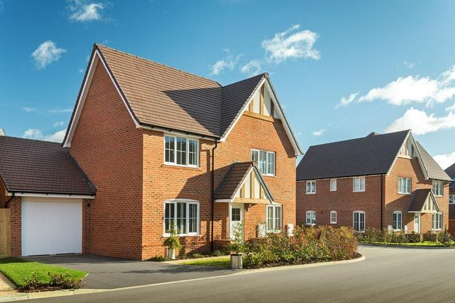 """Thumbnail Detached house for sale in """"Lincoln"""" at West End Lane, Henfield"""