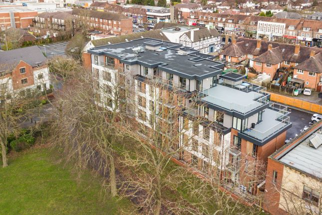 Thumbnail Flat for sale in Richard Lewis Way, Shirley, Solihull