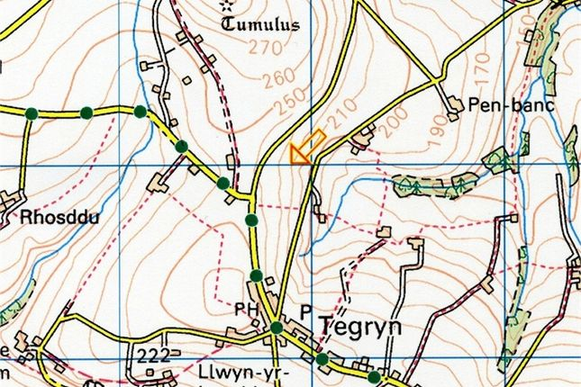 Land for sale in 43.3 Acres Land Tegryn, Llanfyrnach, Pembrokeshire