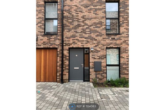 Thumbnail Terraced house to rent in Islington Wharf Mews, Manchester