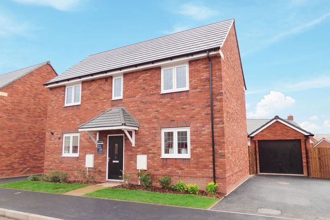 """Thumbnail Detached house for sale in """"The Trelissick"""" at Roman Road, Bobblestock, Hereford"""