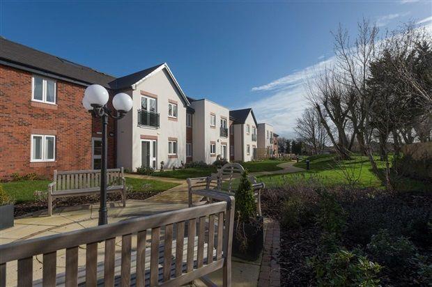 Thumbnail Flat to rent in Burrstone Grange, Poachers Way, Thornton-Cleveleys