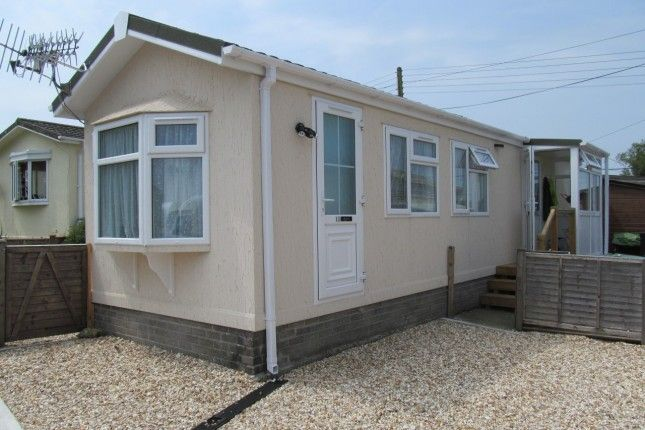 Thumbnail Mobile/park home for sale in Lady Bailey Park (Ref 5319), Winterbourne, Whitechurch, Blandford, Dorset