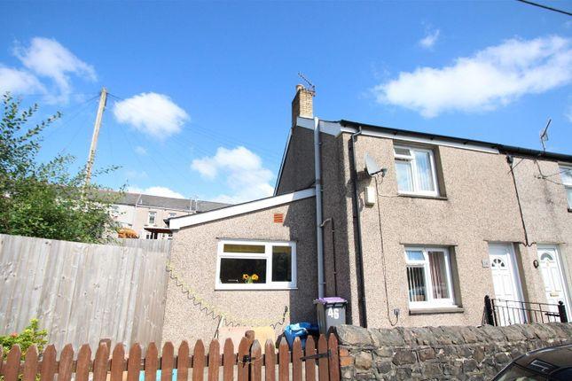 Thumbnail Detached house for sale in Hanbury Road, Pontnewynydd, Pontypool
