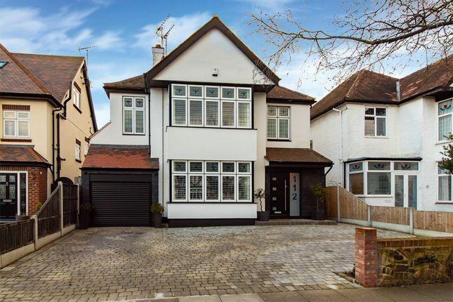 Thumbnail Detached house for sale in Tyrone Road, Thorpe Bay