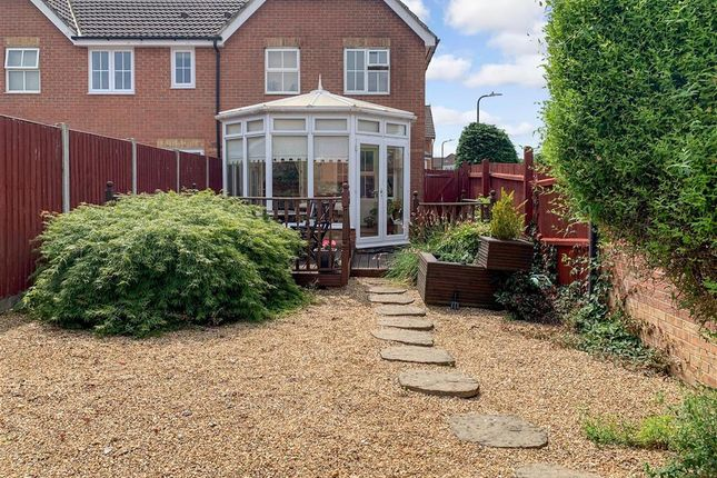Garden 18.07 of Foster Clarke Drive, Boughton Monchelsea, Maidstone, Kent ME17