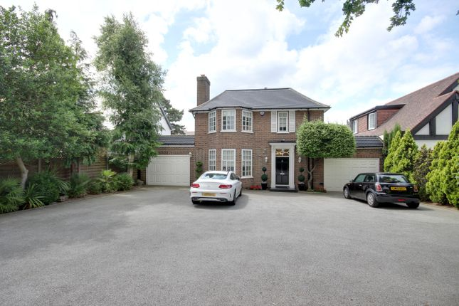 Thumbnail Detached house for sale in Green Dragon Lane, Winchmore Hill