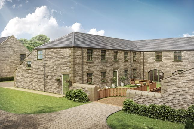 """4 bed end terrace house for sale in """"Plot 3"""" at Newfield Terrace, Newfield, Chester Le Street DH2"""