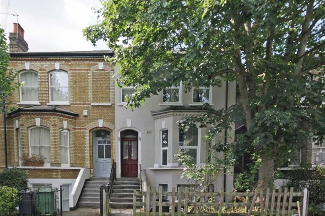 Thumbnail Flat to rent in Rossiter Road, London