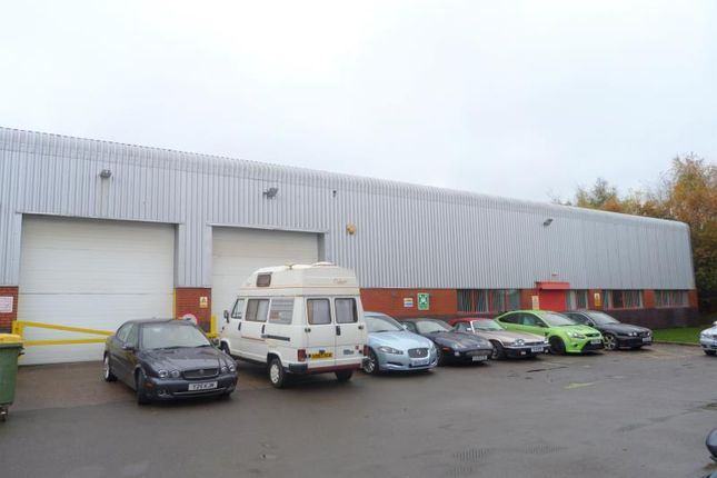 Thumbnail Industrial for sale in 4, Parkhouse Industrial Estate, Winpenny Road, Newcastle-Under-Lyme