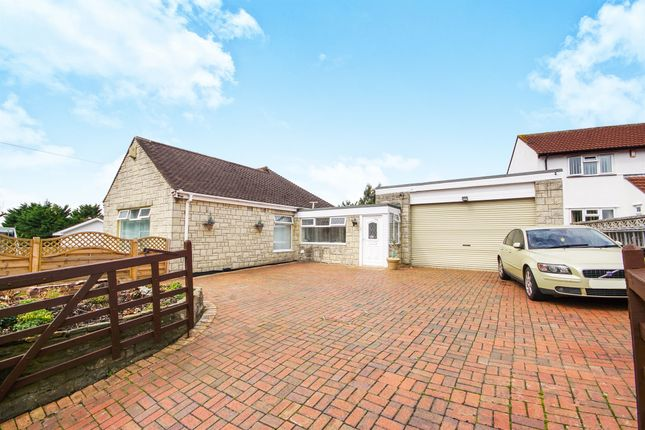 Thumbnail Detached bungalow for sale in Forest Road, Kingswood, Bristol