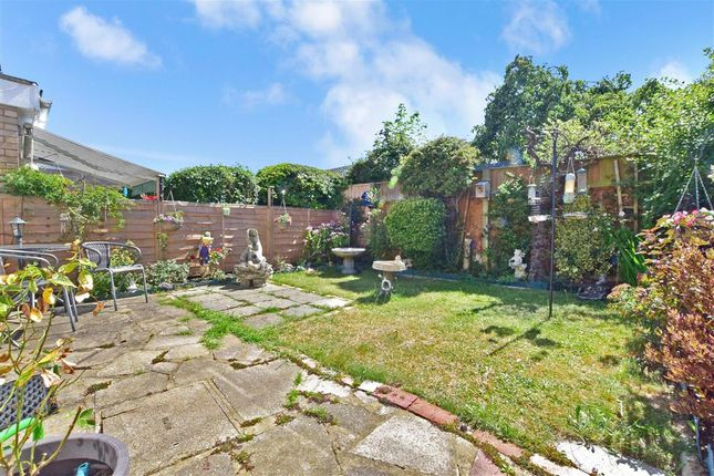 Rear Garden of West Malling Way, Hornchurch, Essex RM12