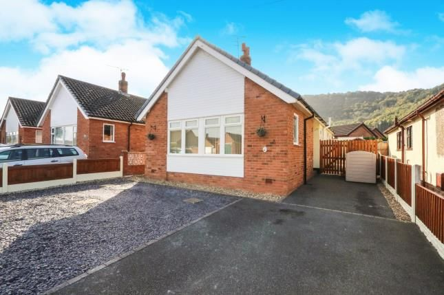 Thumbnail Bungalow for sale in The Dale, Abergele, Conwy, North Wales