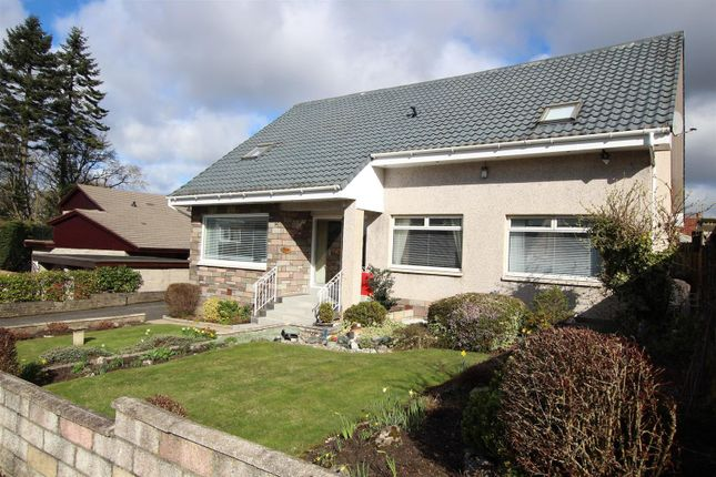 Thumbnail Detached house for sale in Airbles Farm Road, Motherwell
