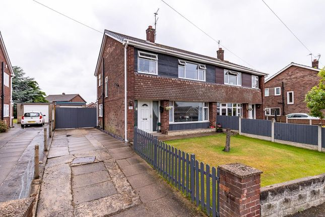 Thumbnail Semi-detached house for sale in High Leys Road, Bottesford, Scunthorpe