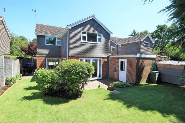 Thumbnail Detached house for sale in Queensway, Frimley Green