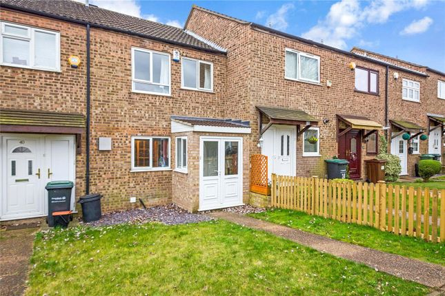 3 bed terraced house for sale in Thistledown, Gravesend, Kent