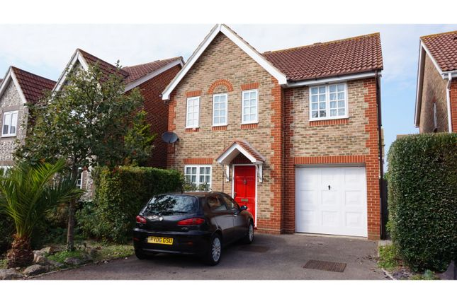 Detached house for sale in Edenbridge Road, Southsea