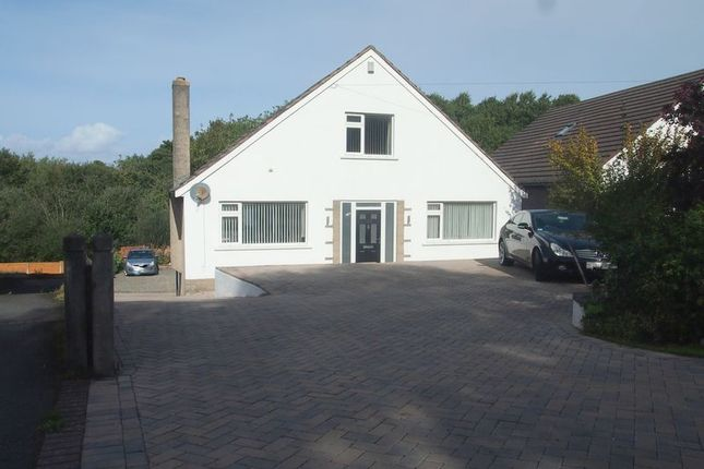Thumbnail Detached bungalow for sale in Coastal Road, Bolton Le Sands, Carnforth