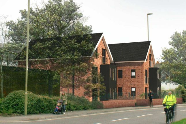 2 bed flat for sale in Junction Road, Totton, Southampton SO40
