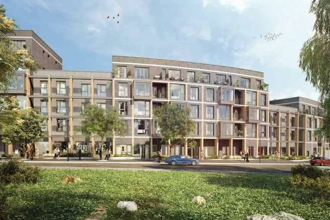 Thumbnail Flat for sale in Ikon, Purley Way