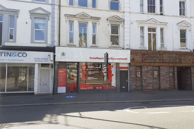 Thumbnail Retail premises for sale in 178 Old Christchurch Road, Bournemouth, Dorset