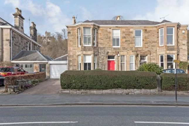 Thumbnail Semi-detached house for sale in Albert Place, Stirling, Stirlingshire