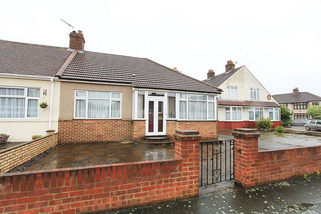 Thumbnail Semi-detached bungalow for sale in Marley Avenue, Bexleyheath, Kent