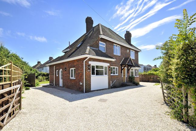 Thumbnail Detached house for sale in Courtlands Way, Worthing