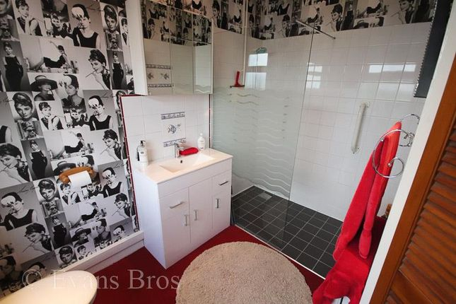 Shower Room of Saron, Llandysul SA44