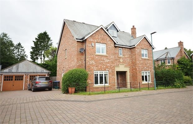Thumbnail Detached house for sale in Westhouse Avenue, Potters Bank, Durham, Durham.