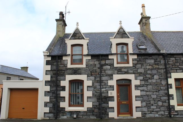 Thumbnail Semi-detached house for sale in Burnside Street, Findochty