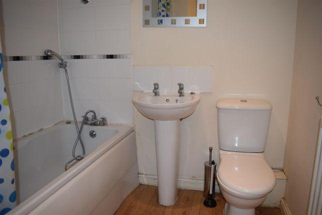 Bathroom of Hatchley Street, Grove Village, Manchester M13