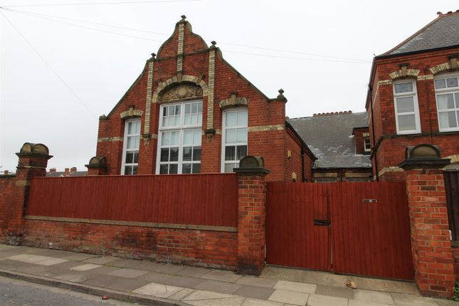 Thumbnail Semi-detached house for sale in The Old School, Lovett Street, Cleethorpes