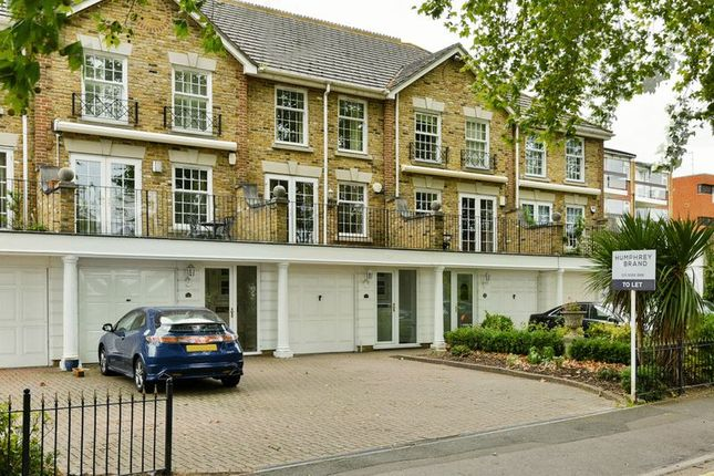 Thumbnail Terraced house to rent in Kensington Gardens, Kingston Upon Thames