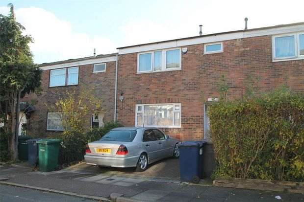 Terraced house for sale in Tarling Road, East Finchley