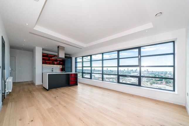 2 bed flat for sale in Orchard Place, London E14