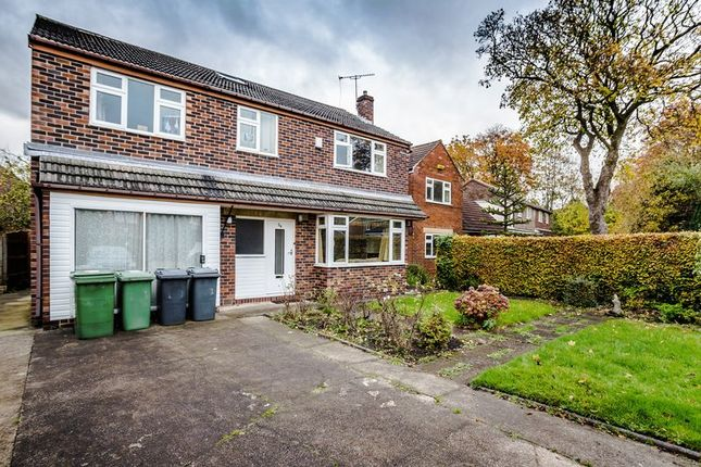 Thumbnail Detached house to rent in Springwood Hall Gardens, Huddersfield