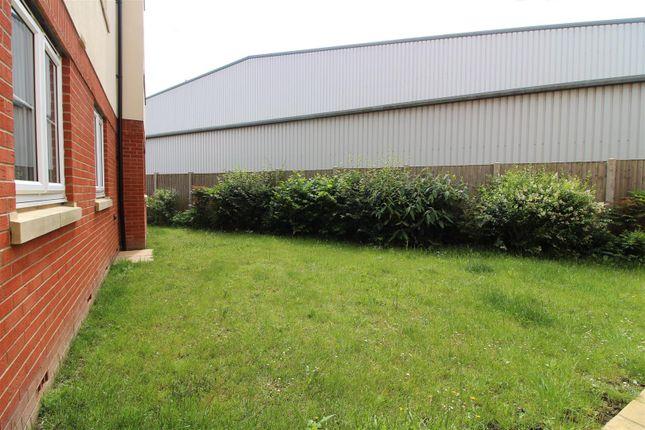 Garden of Towgood Close, Helpston, Peterborough PE6