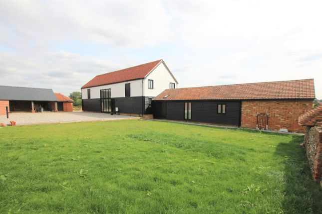 Thumbnail Barn conversion for sale in Great Easton, Dunmow