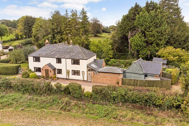 Thumbnail Property for sale in Grove Cottages, Hinton Parva, Swindon