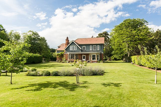 Thumbnail Detached house for sale in The Cottage, Eshott, Northumberland
