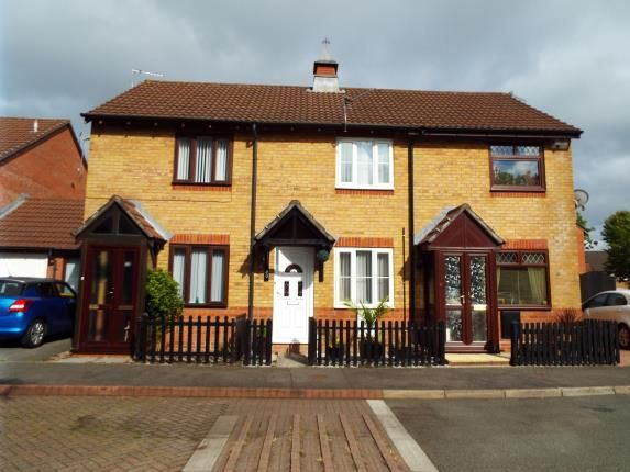 Thumbnail End terrace house for sale in Rachel Square, Newport, Newport