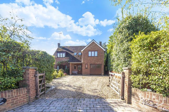 Thumbnail Detached house for sale in Stoke Row, Henley On Thames