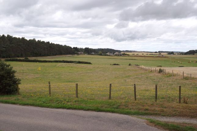 Land for sale in Muir Of Lochs, Garmouth, Fochabers IV32